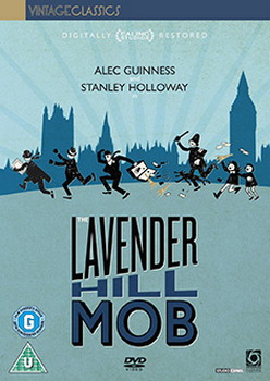 The Lavender Hill Mob (60Th Anniversary Edition) (DVD)