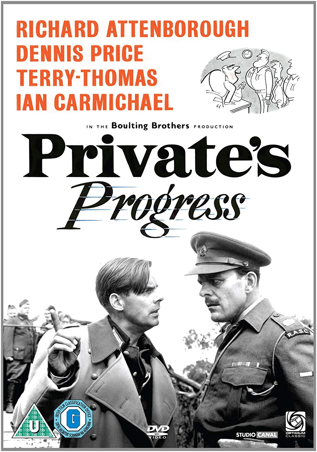 Private'S Progress (DVD)