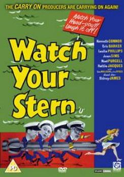 Watch Your Stern (DVD)