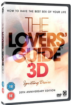 Lovers Guide 3D - Igniting Desire & Enjoy The Best Sex Of Your Life (DVD)