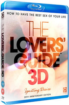 The Lovers Guide 3D - Igniting Desire  Enjoy The Best Sex Of Your Life (Blu-ray 3D)