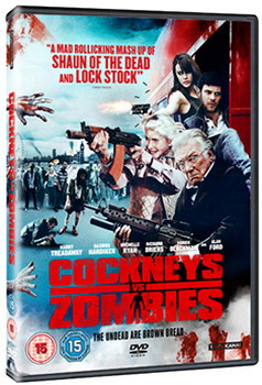 Cockney'S Vs Zombies (DVD)