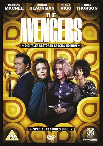 The Avengers - Special Features Disc (DVD)