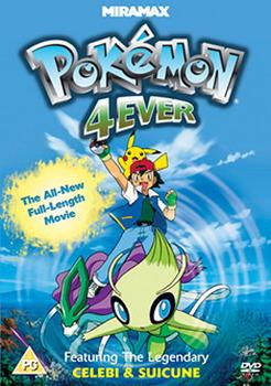 Pokemon 4-Ever (DVD)
