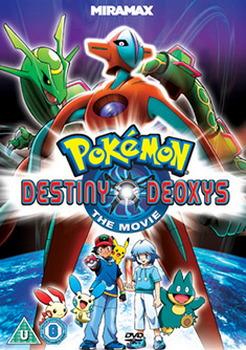 Pokemon - Destiny Deoxys (DVD)