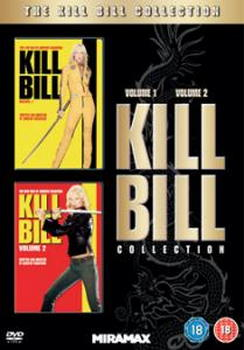 The Kill Bill Collection - Volumes 1 And 2 (DVD)
