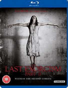 The Last Exorcism: Part II - Extreme Uncut Edition (Blu-Ray)