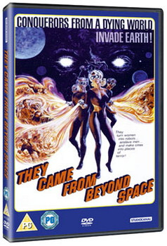 They Came From Beyond Space (DVD)