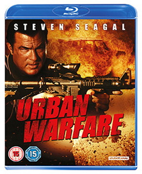 Urban Warfare (Blu-ray)