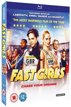 Fast Girls (Blu-Ray)