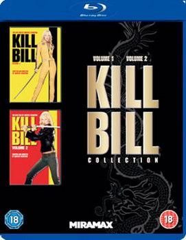 Kill Bill - Vol. 1 & 2 (DVD & Blu-Ray)