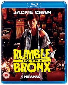 Rumble In The Bronx (Blu-Ray)