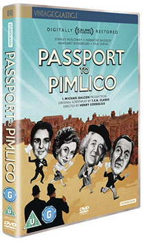 Passport To Pimlico (DVD)