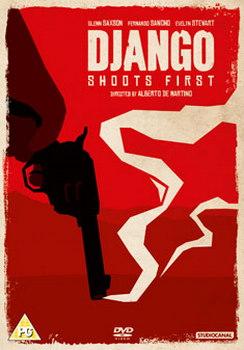 Django Shoots First (1966) (DVD)