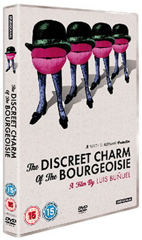 The Discreet Charm Of The Bourgeoisie (DVD)