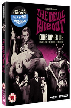 The Devil Rides Out (Blu-Ray + Dvd) (DVD)