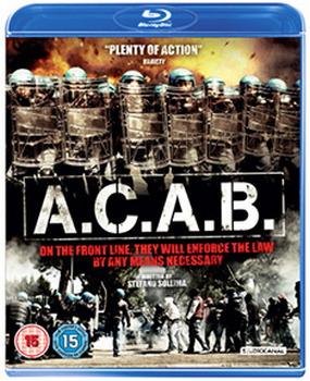 A.C.A.B. (Blu-Ray)