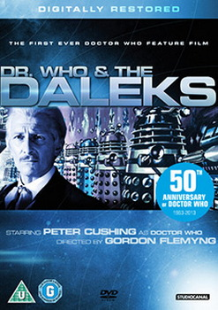 Doctor Who And The Daleks (1965) (DVD)