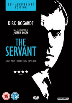 The Servant 50Th Anniversary (DVD)