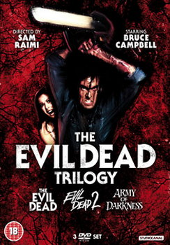 Evil Dead Trilogy (DVD)