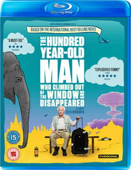 The 100-Year-Old Man Who Climbed Out The Window And Disappeared [Blu-Ray] (DVD)