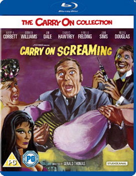 Carry On Screaming (1966) (Blu-Ray)