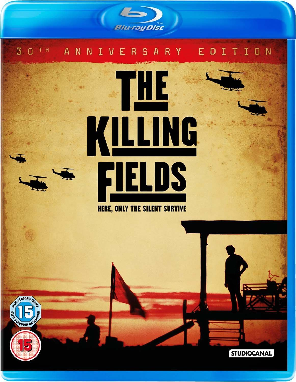 The Killing Fields (30th Anniversary) [Blu-ray]
