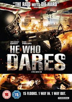 He Who Dares [Blu-ray]