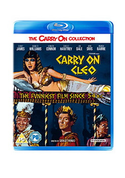 Carry On Cleo [Blu-ray]