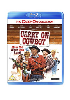 Carry On Cowboy [Blu-ray]