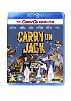 Carry On Jack [Blu-ray]