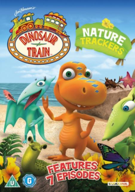 Dinosaur Train: Nature Trackers (DVD)