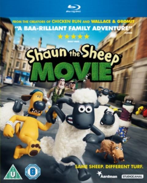 Shaun The Sheep - The Movie [Blu-ray]