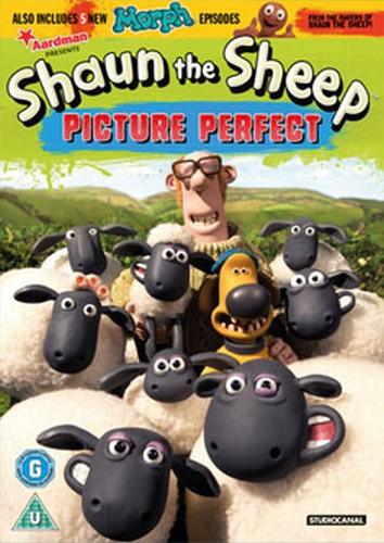 Shaun The Sheep: Picture Perfect (DVD)