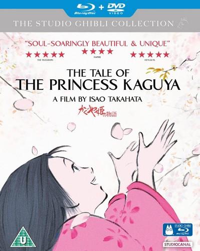 The Tale Of The Princess Kaguya [Blu-ray]