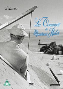 Les Vacances De M. Hulot (DVD)