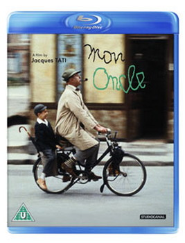 Mon Oncle [Blu-Ray] (DVD)