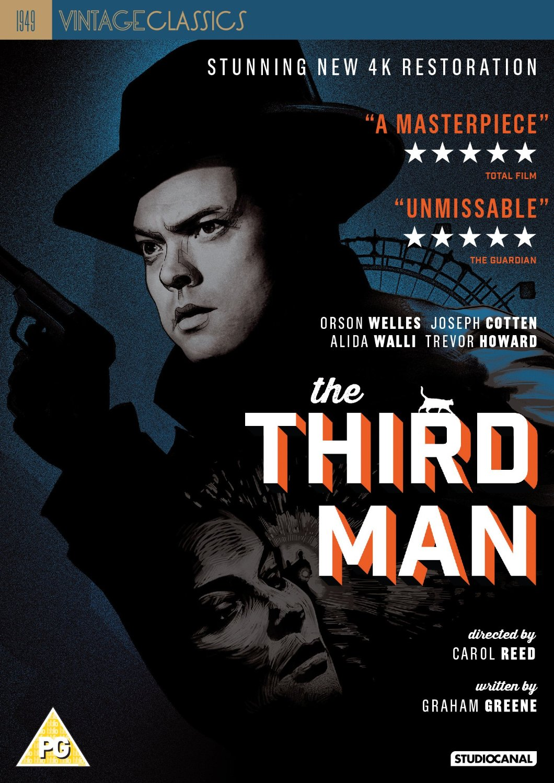 The Third Man [1949] (DVD)