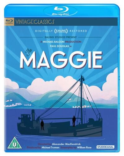 The Maggie (Ealing) *Digitally Restored  [Blu-ray]