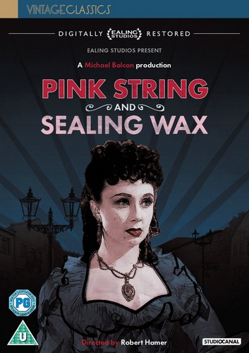 Pink String And Sealing Wax (DVD)