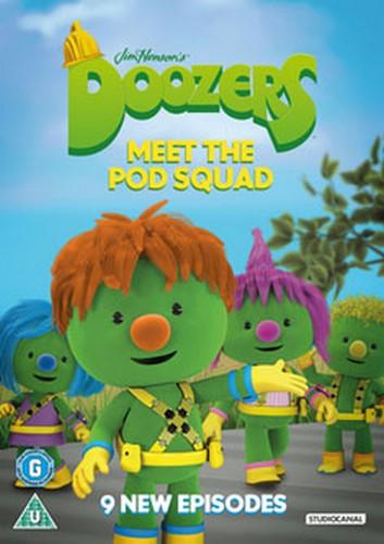 Doozers: Meet The Pod Squad (DVD)