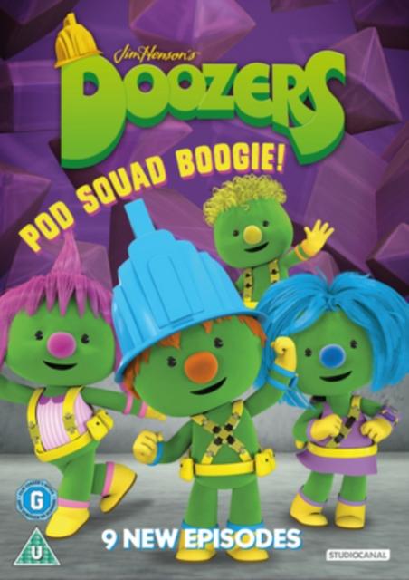 Doozers: Pod Squad Boogie (DVD)