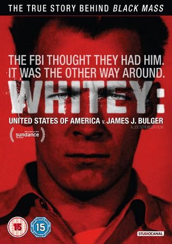 Whitey: United States Of America V James J Bulger (DVD)