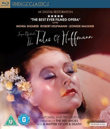 Tales Of Hoffmann - Special Edition * Digitally Restored [Blu-ray]