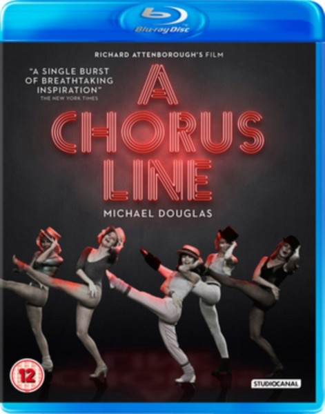 A Chorus Line - 30th Anniversary Edition [Blu-ray]