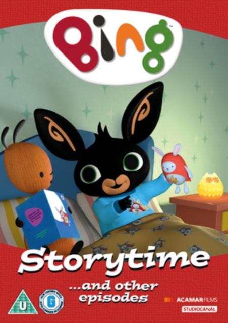 Bing: Storytime (DVD)