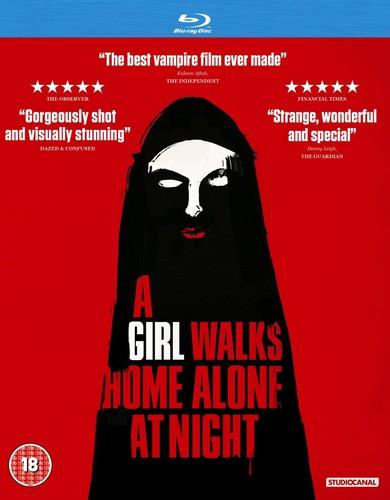 A Girl Walks Home Alone At Night [Blu-Ray] (DVD)