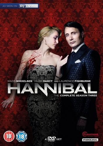 Hannibal Season 3 (DVD)