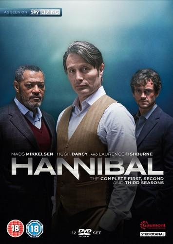 Hannibal Seasons 1-3 Boxset (DVD)