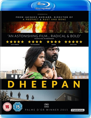 Dheepan [Blu-Ray] (DVD)